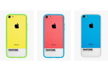 Коллекция защитных чехлов Pantone Universe iPhone 5C от Case Scenario