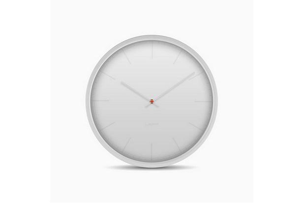 Концепт настенных часов Tone от Вибе Тирстра