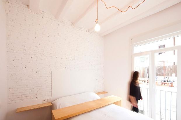 Квартира для молодой пары в Барселоне