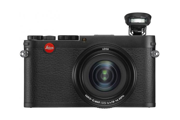 Официальный анонс уникального «цифрокомпакта» Leica X Vario