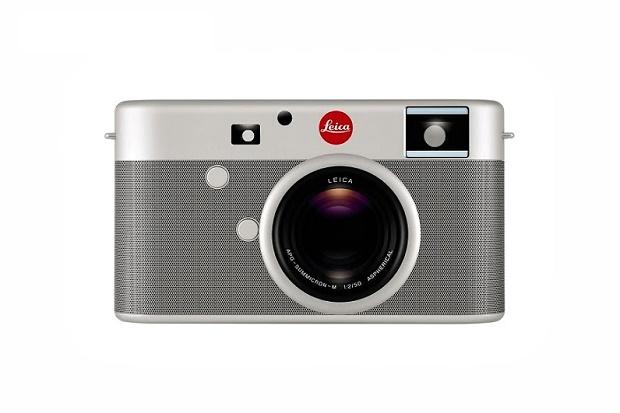 Камера Leica M с дизайном от Джонатана Айва