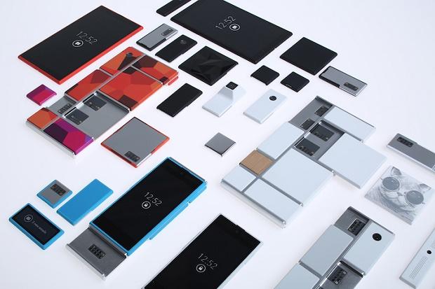 Телефон из модулей: новая идея Motorola