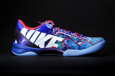 "Кроссовки Nike Kobe 8 System Premium ""What The Kobe"""