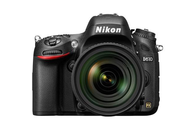 Анонсирована полнокадровая зеркалка Nikon D610