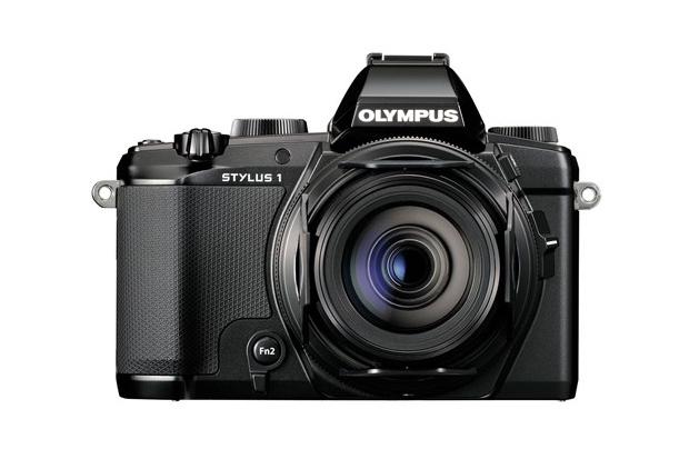 Компактный фотоаппарат Olympus Stylus 1 с 10,7-кратным трансфокатором