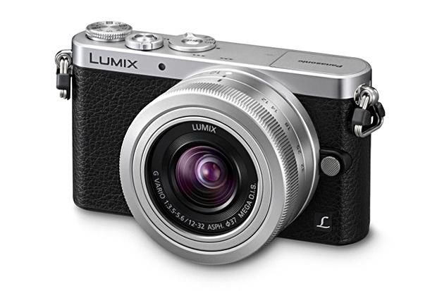Компактный беззеркальный фотоаппарат Panasonic Lumix DMC-GM1
