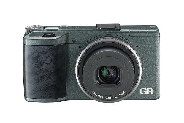 Представлена фотокамера Ricoh GR ограниченной серии