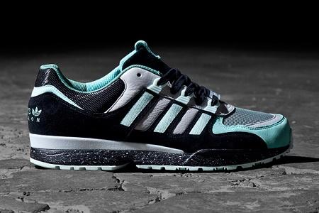 Кроссовки Sneaker Freaker x adidas Consortium Torsion Integral S