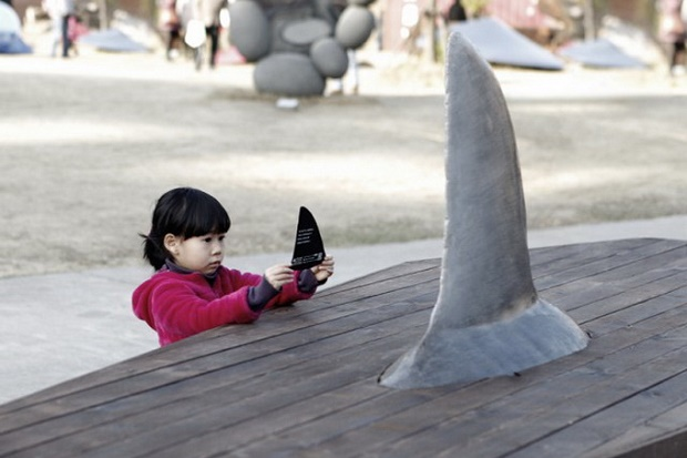 Социальная реклама в защиту акул