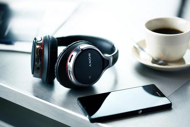 Наушники Sony MDR-10BT NFC