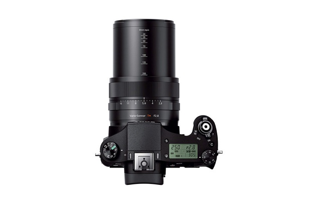Высококлассная компактная камера Sony Cyber-shot RX10