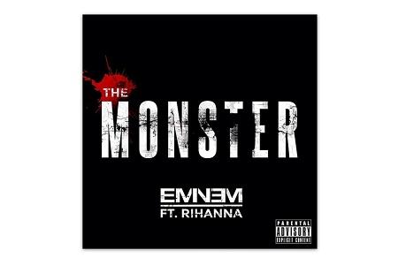 Совместная песня Eminem и Rihanna The Monster