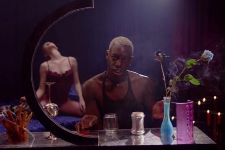 Видеоклип Le1f - Hush Bb - Art + Music - MOCAtv