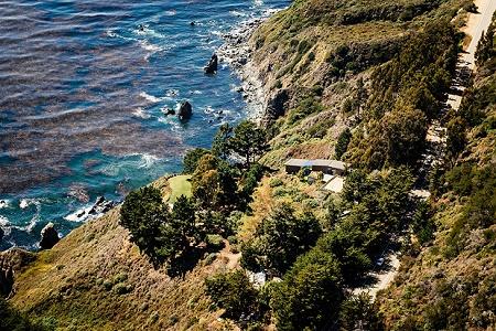 Загородный дом для отдыха в Калифорнии