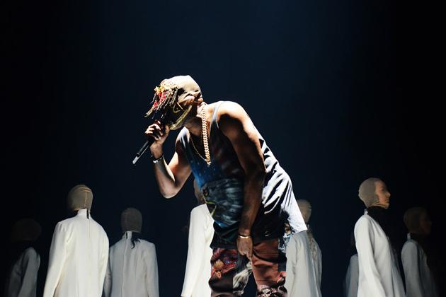 """Гастрольный тур Kanye West """"Yeezus"""""""