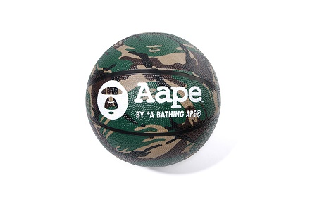 "Баскетбольный мяч AAPE by A Bathing Ape ""Streetball Jam"""