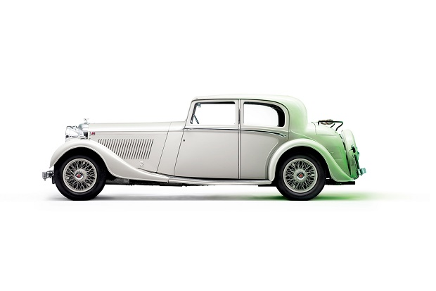 Новая книга об автомобилях Bentley