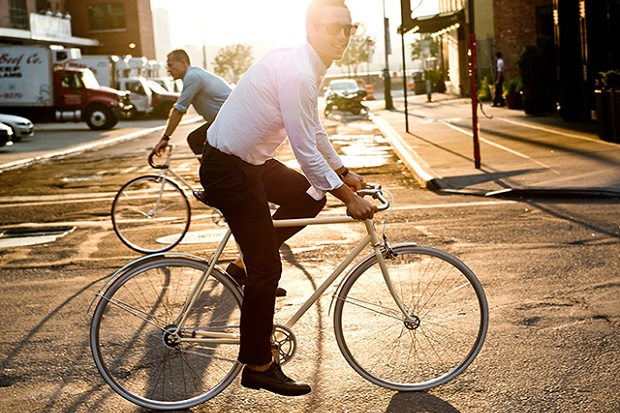 BIKEID - стильный велосипед от MoMA