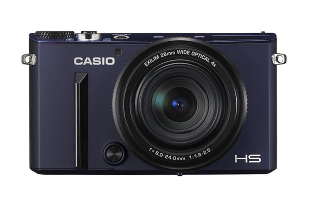 Компактная камера Casio EXILIM EX-10 предлагает опцию двойного брекетинга