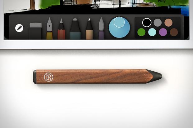 FiftyThree представила новый стилус Pencil для iPad