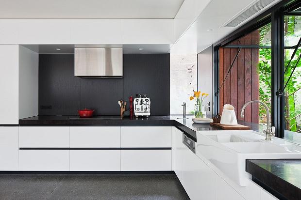 Дизайн частного дома Fitzroy от студии Techne