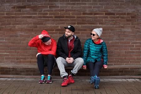 Коллекция Nike X Undercover Gyakusou от MINT Running Club Осень 2013