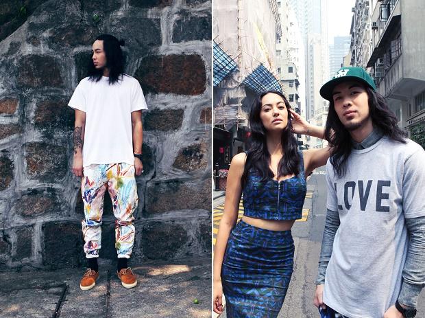 Лукбук коллекции одежды марки Konzepp Весна/Лето 2013