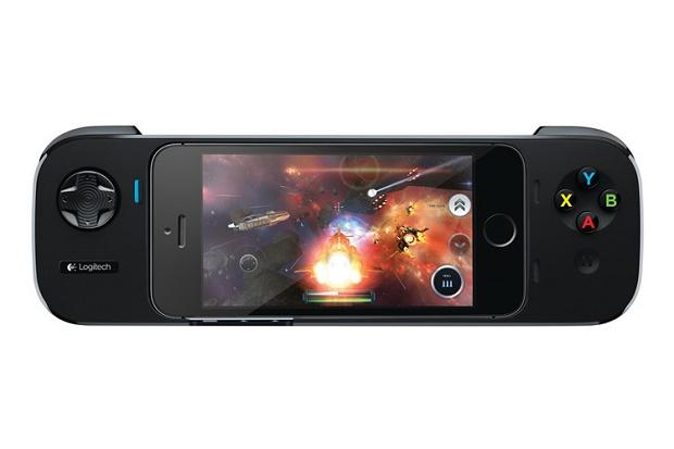 Logitech создала джойстик для игр на iPhone
