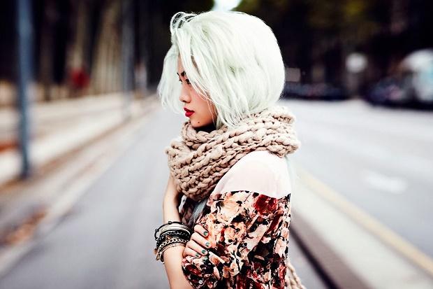 Лукбук коллекции одежды марки Bershka Ноябрь 2013
