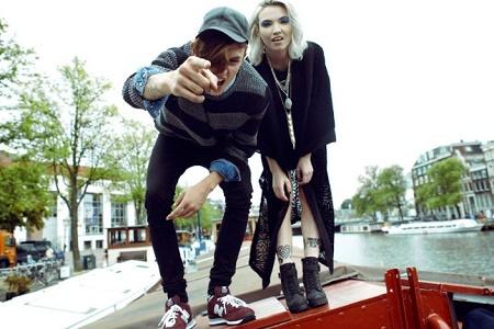 Лукбук новой коллекции Urban Outfitters Зима 2013