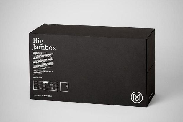 Портативная колонка Monocle x Jawbone Big Jambox