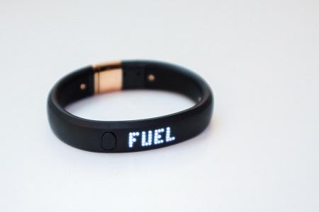 Nike+ FuelBand SE теперь в золотом исполнении
