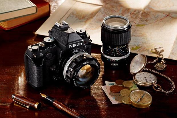 Nikon Df - полнокадровая зеркалка в ретростиле