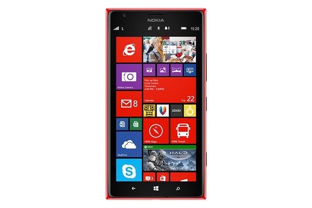 Nokia Lumia 1520 поступит в продажу 22 ноября