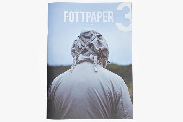 Новый номер журнала FOTTPAPER-3