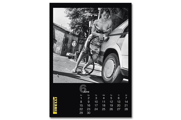 Обнародованы первые снимки нового календаря Pirelli 2014