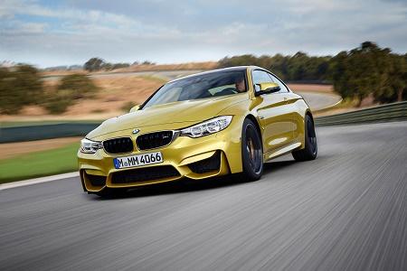 Новые поколения BMW M3 Sedan и M4 Coupe представлены официально