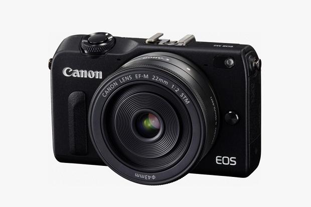 Canon анонсировала беззеркальную фотокамеру EOS M2