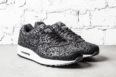 """Nike Air Max 1 Premium """"Geometric Black"""""""