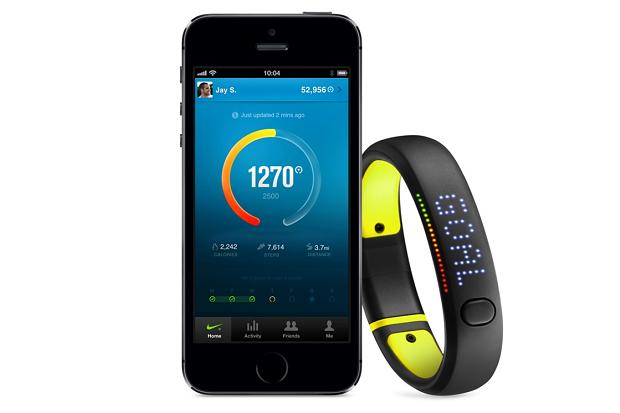 Обзор браслета Nike+ FuelBand SE