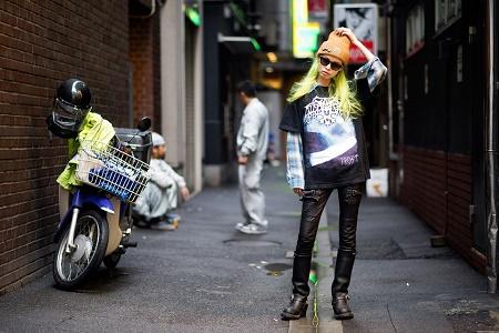 Уличный стиль Эрико Накао: Carhartt, Blackmeans и Chrome Hearts