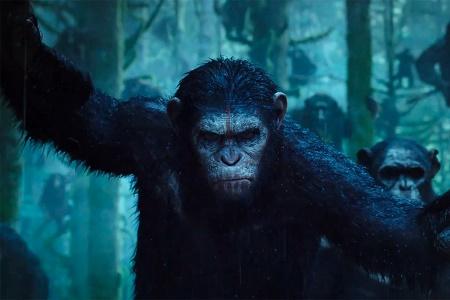 Опубликован первый трейлер фильма «Планета обезьян: Революция»