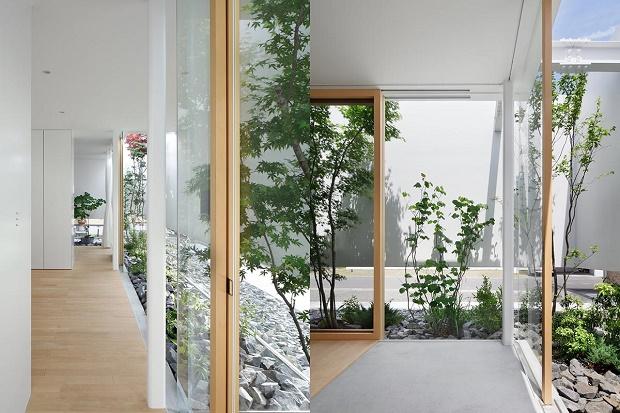 Дизайн частного дома Green Edge от студии mA-style