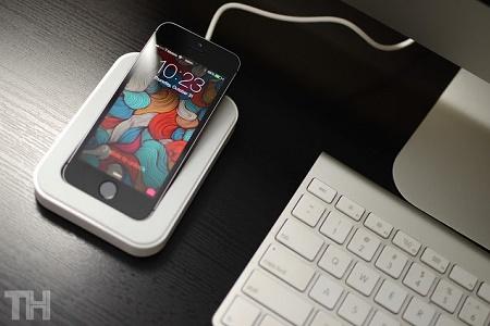 Док-станция Bluelounge Saidoka для iPhone 5/5S