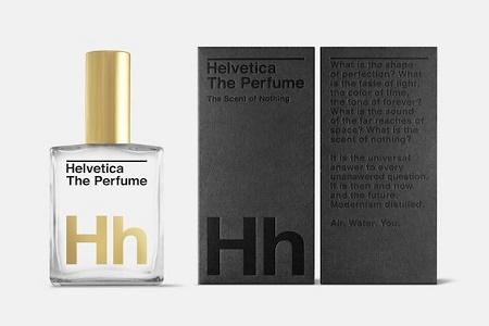 Духи Guts&Glory Helvetica