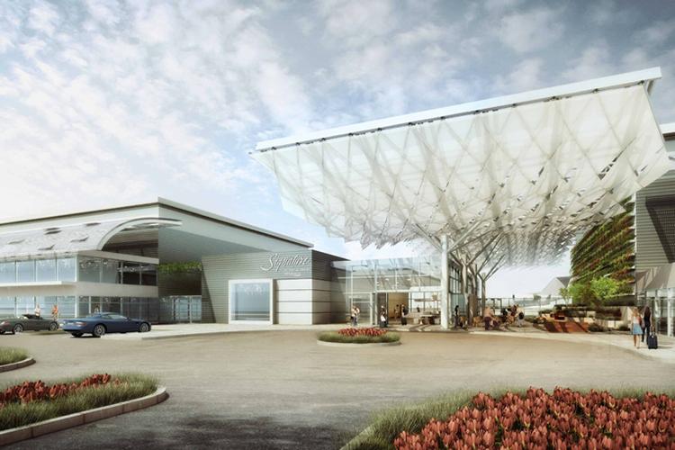 Google построит собственный аэропорт
