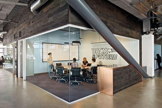 Штаб-квартира Dropbox в Сан-Франциско