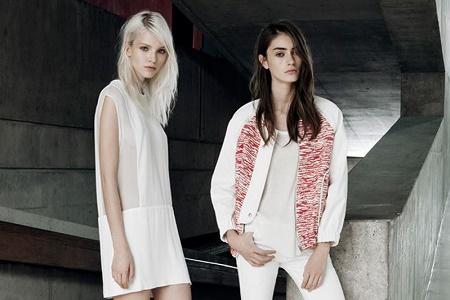 Предвесенняя коллекция женской одежды IRO 2014