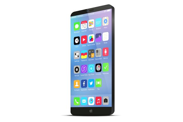 Концепт Apple iPhone 6 с большим 5-дюймовым дисплеем