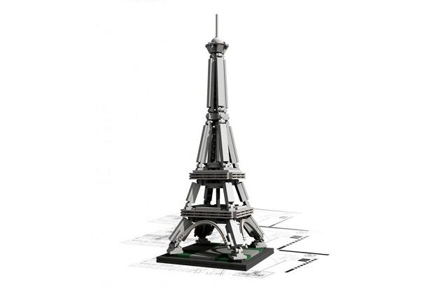 Архитектурная серия LEGO: The Eiffel Tower